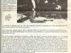 1982 Exposition au foyer des PTT à  Montparnasse - Article du Journal Inter Foyers mai 1982 signé par J.L. Marie