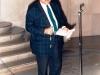 M. Aron, Conseiller technique de Monsieur le  Ministre des PTT