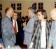 Second plan, au centre Jacques Géraud, Pdt du club et JP Roucan MNHN - 1993
