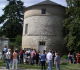 La visite du pigeonnier - JEP 16 09 2004