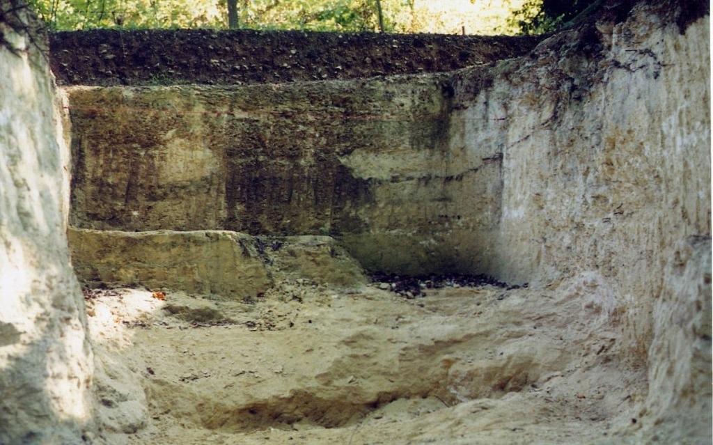 09- Septembre 1991 L'évolution de la fouille scientifique