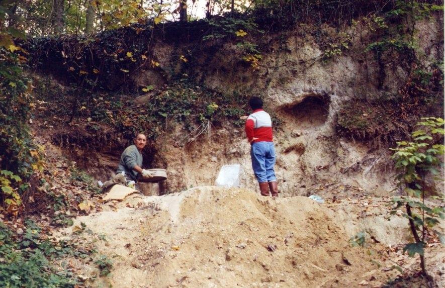 12-1992 André et Maryvonne Graillot