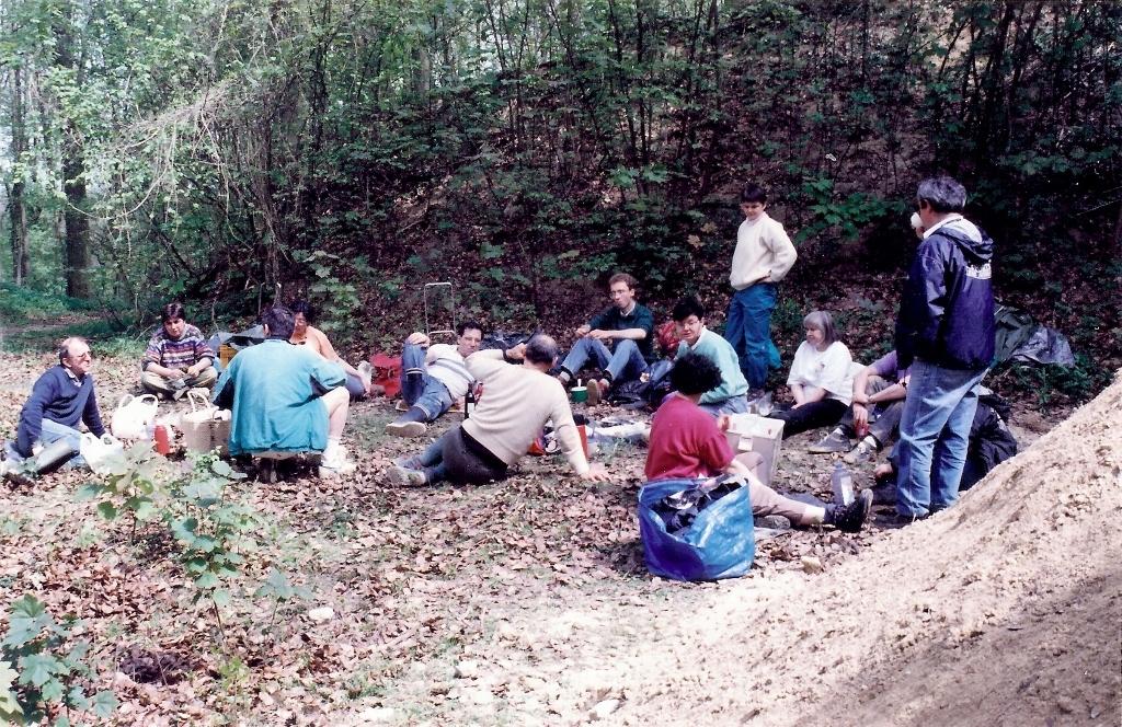 1994 juin - Détente - photo M. Le Gal