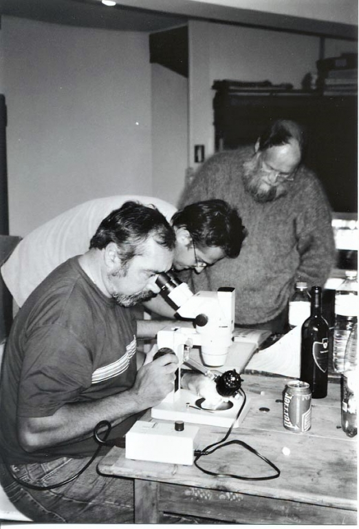 2001 - Didier, Laurent et E.Palm