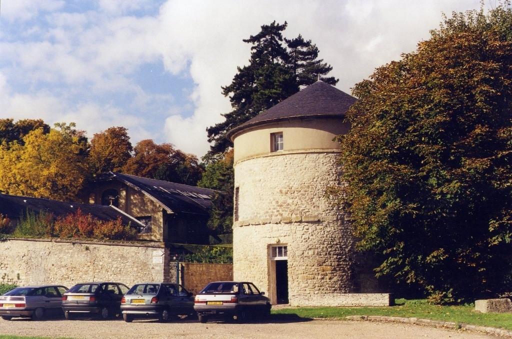 22- Novembre 1998 réunion de l'équipe dans le pigeonnier