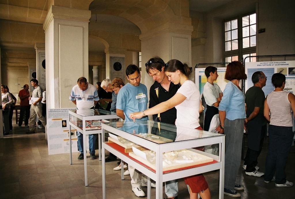 37- Novembre 1998 Exposition sur le Lutétien