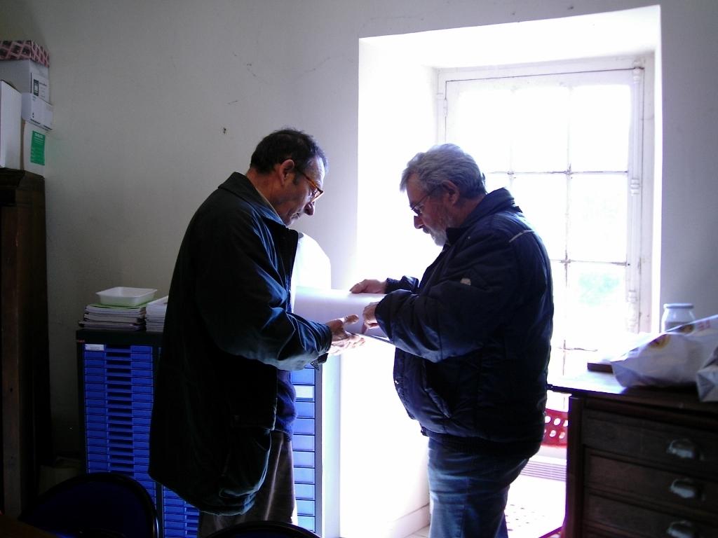 51- Mars 2006 Jean Pierre et Hervé