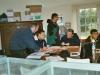 23 bis- Réunion de travail dans le pigeonnier 2 février 2003