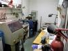 Vue gauche de l'atelier - mars 2001
