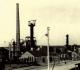 Vue de la raffinerie de l'usine des Télots (Fonds documentaire de la SHNA.) - MHN Autun