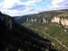 Vallée de la Jonte vue de Dargilan.