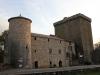 08-03 la Cavalerie du Larzac, puis arrêt à Le Viala du Pas de Jaux, et sa tour Hospitalière.