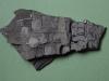 09-12 Bois fossile, Toarcien inférieur L : 12cm