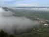 09-25 Le midi, aire de Brunas, au-dessus de Creissels, avec vue sur le viaduc et sur Millau