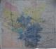 """Carte géognostique du Bassin de Paris par MM Cuvier et Brogniart, extrait de """"Essai sur la géographie minéralogique des environs de Paris"""" - 1811 - fonds photographique Mnhn"""