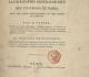 Essai sur la géographie minéralogique des environs de Paris - 1811 - fonds photographique Mnhn