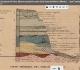 Extrait Coupe des terrains tertiaires du BP, Constant Prévost 1830 - Crédit BNF