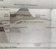 Géognosie des terrains de Paris; Extrait coupe de Grignon à Paris par Cuvier et brongniart - 1810