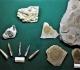 Fossiles de l'Aveyron - Pièces de Michel et Jacques