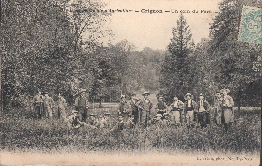 Un coin du parc
