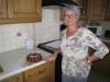 ...c'est Nadine qui l'avait oublié dans sa cuisine. Photo Daniel D.