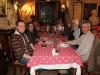 La tablée du samedi soir à Creuilly. Photo Jean-Michel