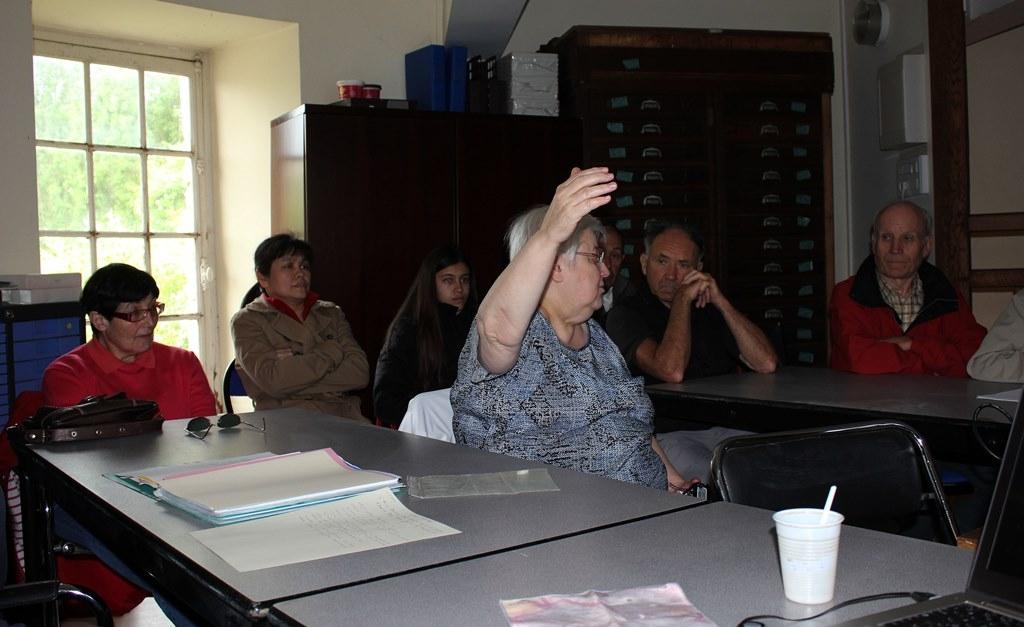 Nicole (à gauche) et Maryse (au centre) ont fait partie de l'équipe Grignon de la première heure - Photo JMP