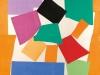 Henri Matisse - L'escargot (1953) - gouache sur papier, Tate Gallery Londres