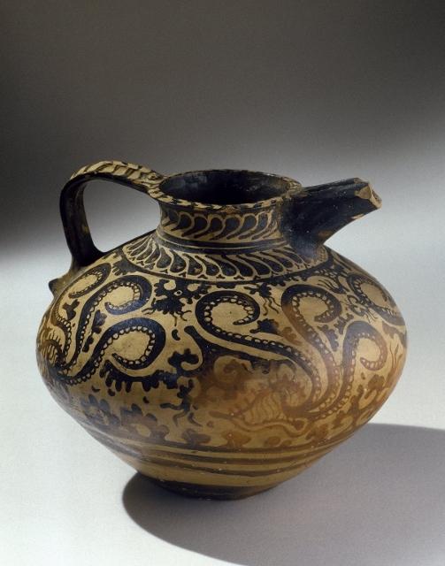 Cruche minoenne Charles Edwin Wilbour Fund Brooklyn Museum (503x640)