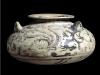 Poterie mycénienne , avec des représentations d'argonautes et algues. 3500 BP.  British Museum