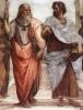 Platon et Aristote - Raphaël (1509)
