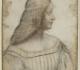 Portrait d'Isabelle d'Este par Léonard de Vinci (1499) - Musée du Louvre - Photo Thierry Le Mage