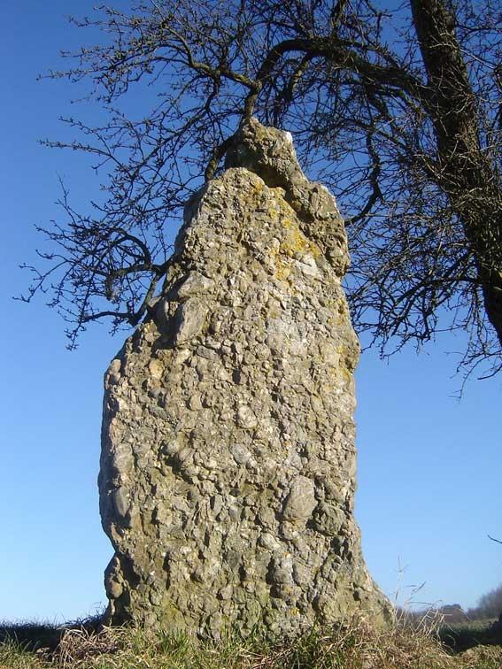 Menhir - Bretagne