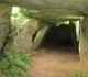 Allée couverte (dolmen)- Bretagne