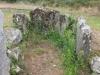 Cromlech (enceinte de pierres levées), détail - Carnac (56)