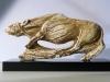 Hyène rampante - Grotte de la Madeleine (24) - Magdalénien 15000 BP - Fragment de propulseur en ivoire de mammouth