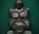 Statuette féminine en terre cuite trouvée dans l'Hérault - 2700 BP - H=8 cm