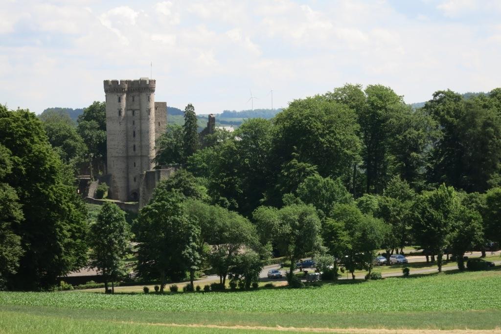 DP_Dolomites de Gerolstein, château de Kasselburg