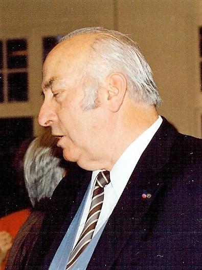 François Bernardini en 1993