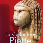 La Dame de Brassempouy - Couverture livre MAN 'La Collection Piette'