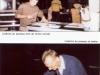 Du big bang au cristal 1990 - Préparation de l'exposition