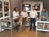 De G à D :  Michel Nguyen, Didier Lafosse, Pierre-Yves le Maguet, Jacques Géraud