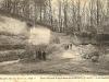 04- Carte postale ancienne de la falunière de Grignon