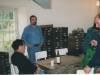 18- Juin 1998 Préparation d'une exposition