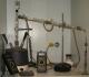 Laboratoire de pyrogénation du Museum d'Autun