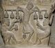 Enseignement de la musique - chapiteau cathédrale St Lazare