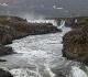 22- Dettifoss, l'eau cascade de toute part