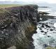25- Hellissandur, peu de baigneurs sauf quelques phoques, mais aussi des orgues basaltiques