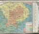 Esquisse d'une carte géologique du Bassin de Paris et de quelques contrées voisines par JJ d'Omalius d'Halloy - Mémoire sur l'étendue géographique du terrain des environs de Paris - Annales des Mines 1816 -