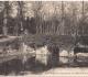Grignon - Le ru de Gally qui prend sa source dans le parc du château de Versailles. Carte postale collection Maryse Le Gal